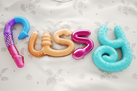 Typographie 3D by Chris LABROOY