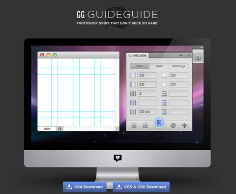 Utile – GuideGuide disponible pour Photoshop CS6