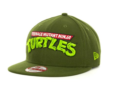 Fashion – New Era sort 2 modèles Tortues Ninja