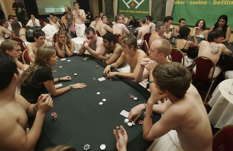 Know, how Clothes strip poker live opinion
