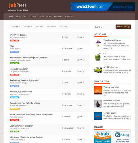 jobpress_theme_wordpress_emploi_1