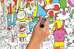 papier-peint-coloriable-enfant-1
