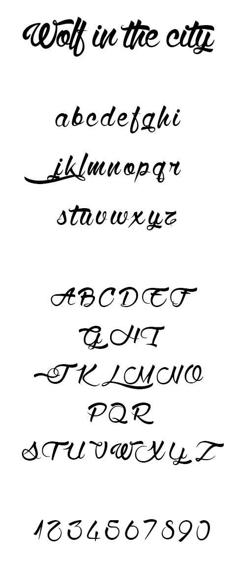 typographie-free-wolf-in-the-city_1