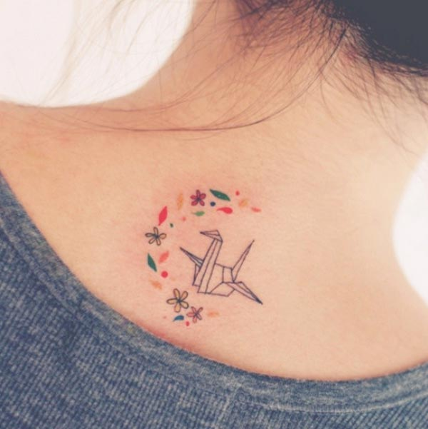 L 39 art du tatouage minimaliste par seoeon for L art minimaliste
