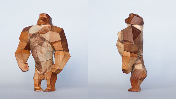 Wood-low-poly-animals_4