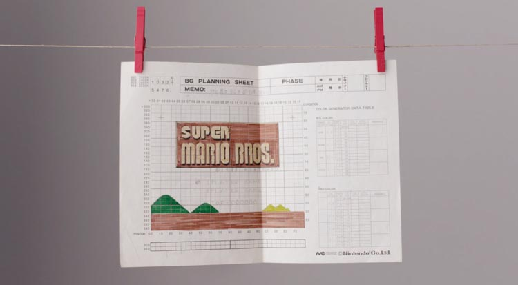 images-super-mario-papier-quadrille_2