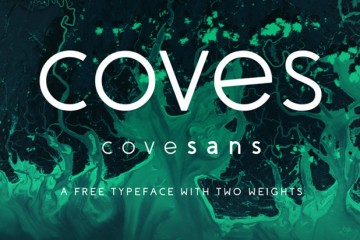 Typographie-COVES-gratuite-1